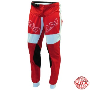 AM Air Motocross Pants Red/ White